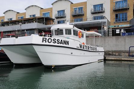 Trip Boat Rossann Brighton