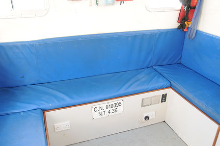 Inside seating Adept