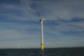 Rampion wind farm trip