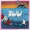 """Thumbnail: '3WW' Digital Print -  11"""" x 11"""""""