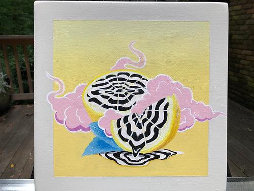 'Lemonhead' Original Painting