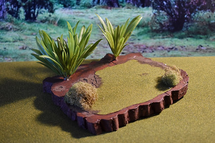 Forrest Base with Moss