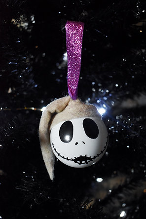 Pajama Jack Ornament