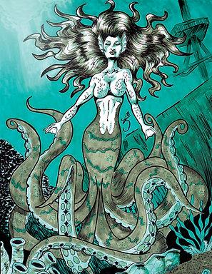Atlantica 11x14 Print