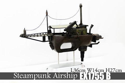 Steampunk Airship EX1755 B