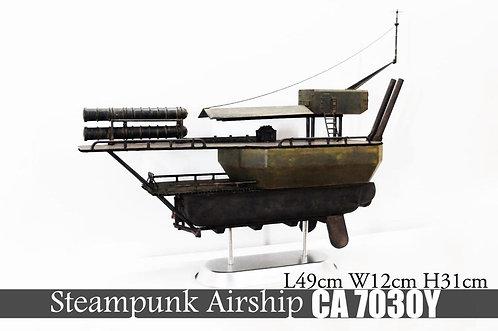 Steampunk Airship CA 7030Y