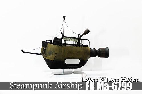 Steampunk Airship FB Ma-6799
