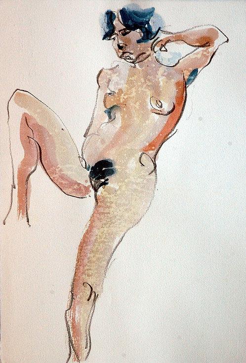 Human Body Sketch 5
