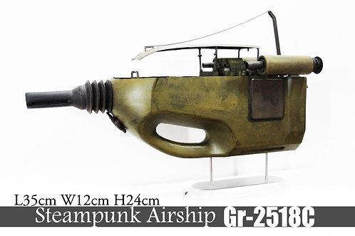 Steampunk Airship Gr-2518C