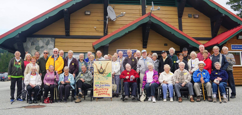 2015 - Mt Seymour Pioneers Reunion