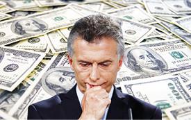DÓLAR A $32,05: EL BCRA VENDIÓ US$ 200 M PERO EL PESO SE DEVALUÓ 1,6%
