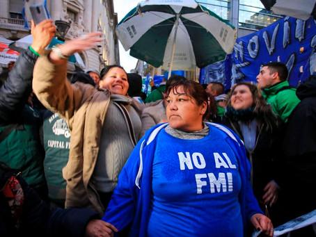 Argentine : la finance frappe à nouveau