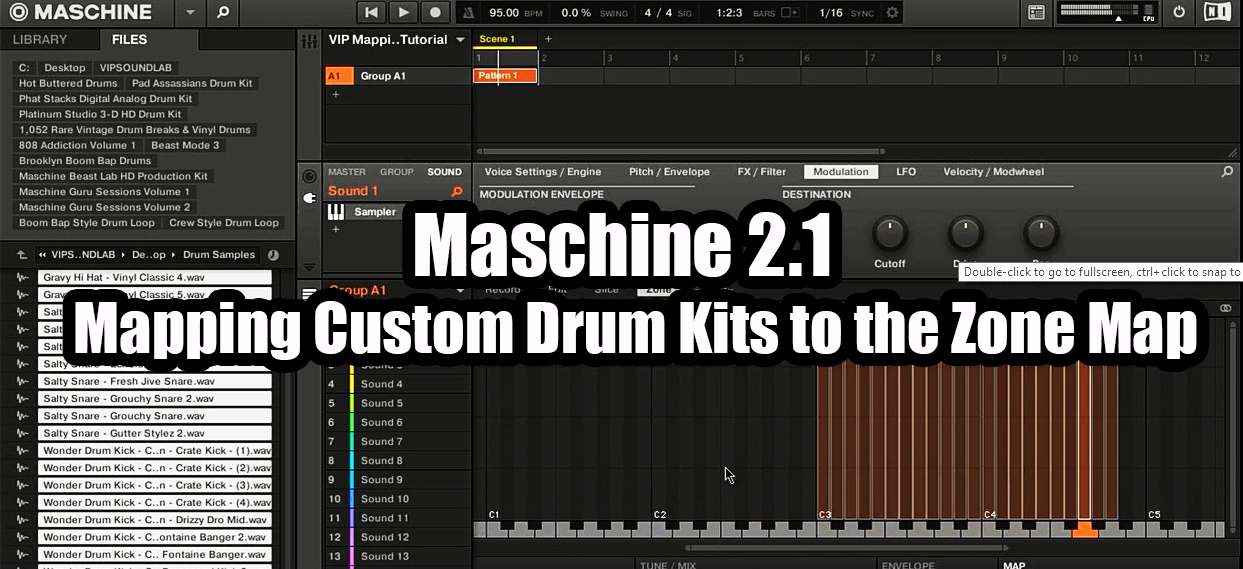 Maschine 2 1 Midi Mapping Custom Drum Kits to the Zone Map.jpg