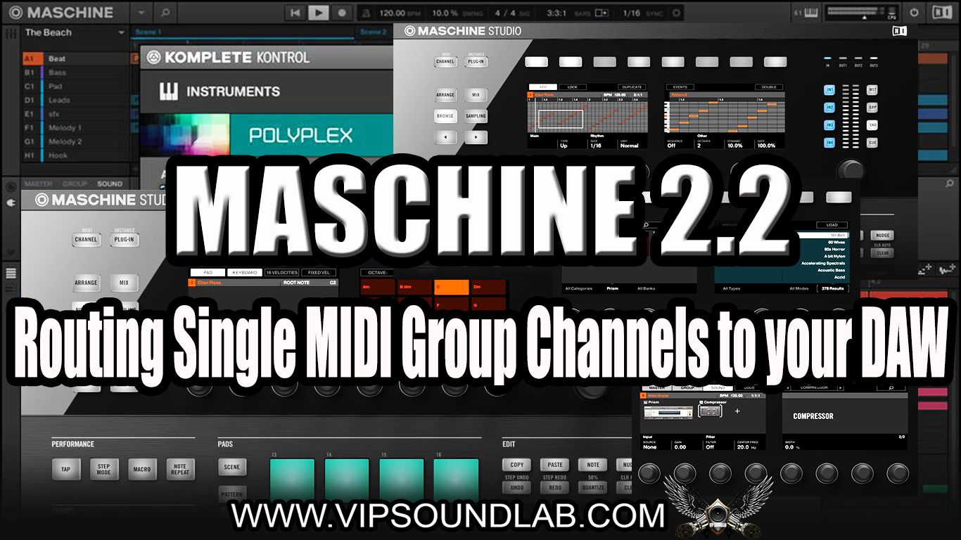Maschine 2.2 Sounds to Midi Notes Routing Single MIDI Channels to your DAW.jpg
