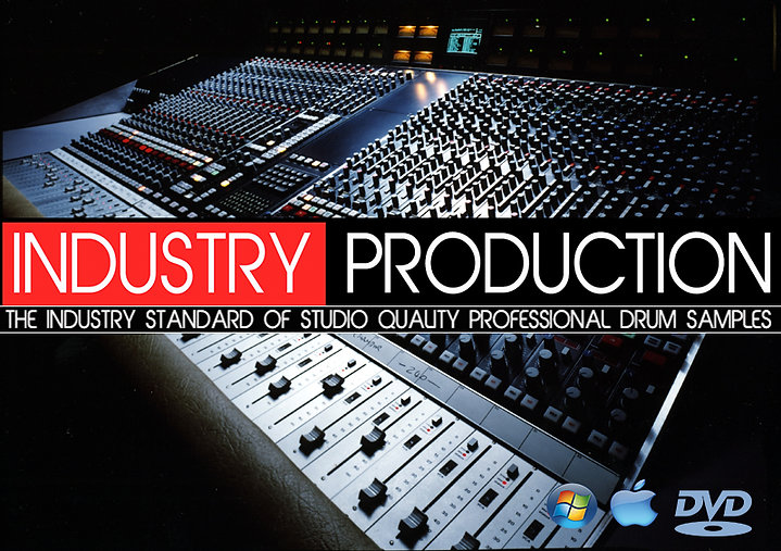 Industry Production Drum Kit
