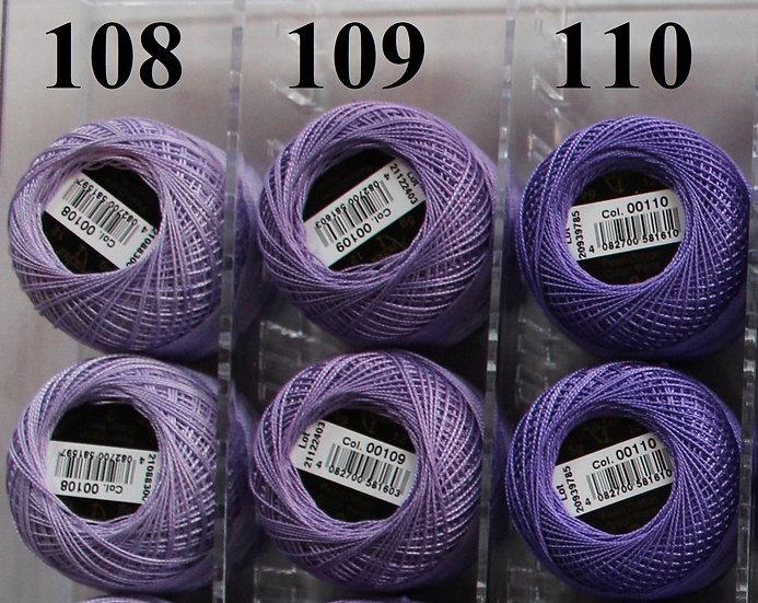 0108 Anchor Pearl 12 Cotton