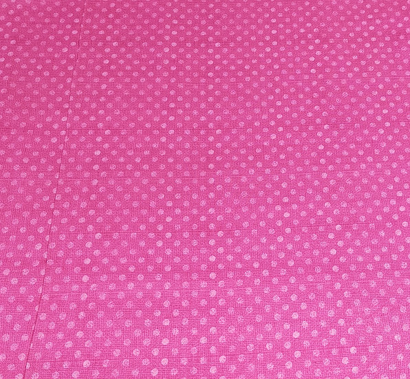 6814/330  Wide Backing  Pink Dots