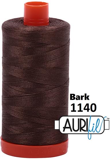 1140 Aurifil Thread 50 Wt 100% Cotton