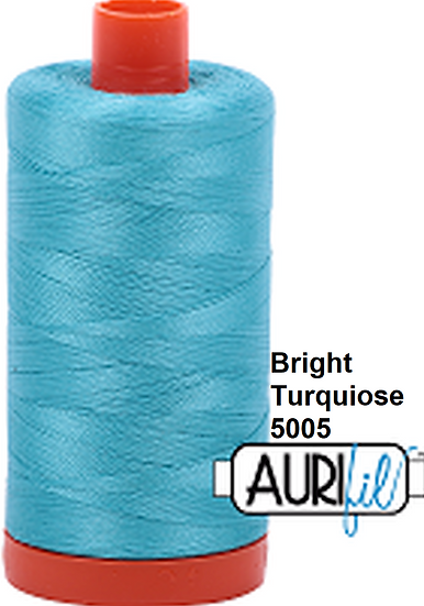5005 Aurifil Thread 50 Wt 100% Cotton