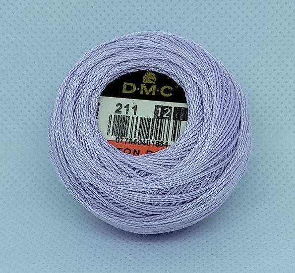 0211 DMC Pearl 12 10g 120 Mtr Balls