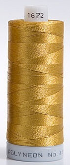 1672 Madeira Polyneon 40 Embroidery Thread