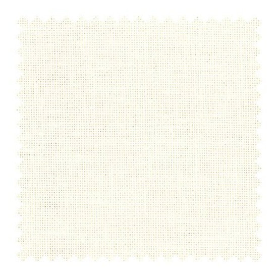 28 ct  Bantry Quaker per mtr  Antique White