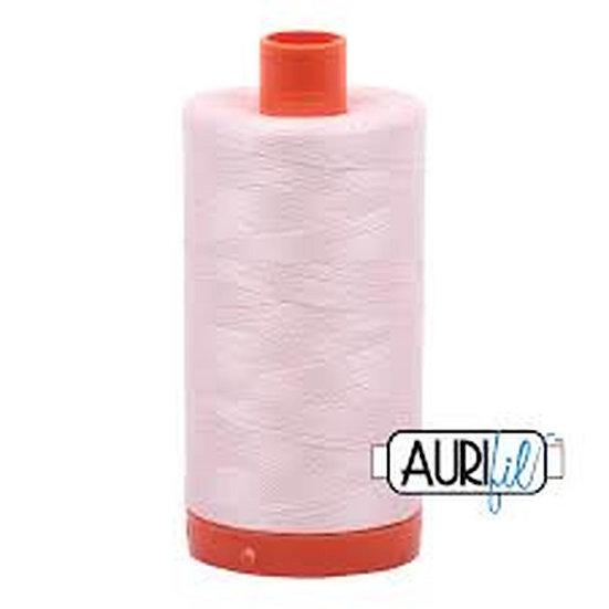 6723 Fairy Floss Aurifil Thread 50 Wt 100% Cotton