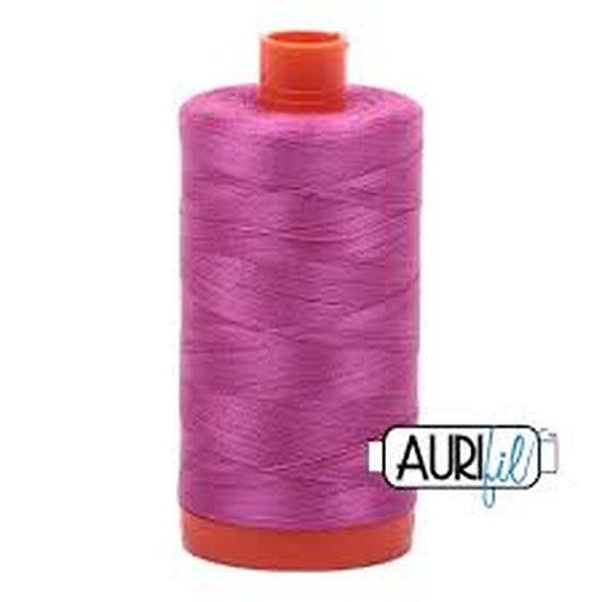 2588 Light Magenta  Aurifil Thread 50 Wt 100% Cotton