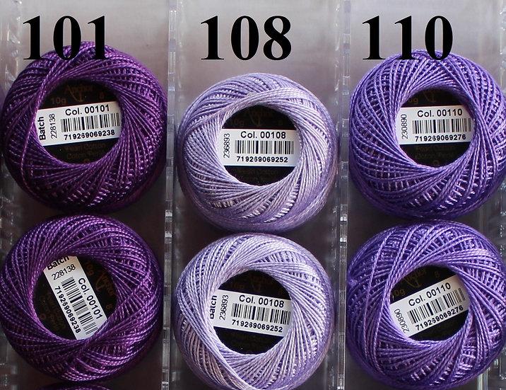 0108 Anchor Pearl 8 Cotton