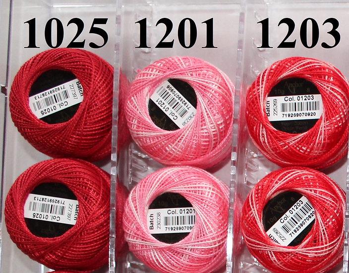 1025 Anchor Pearl 8 Cotton