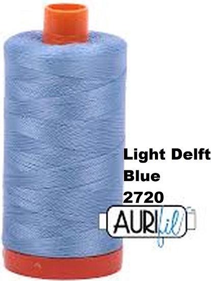 2720 Aurifil Thread 50 Wt 100% Cotton
