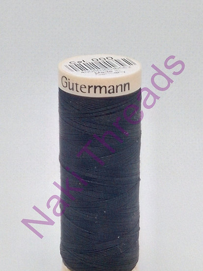 # 000 Black Gutermann Sew-All Thread
