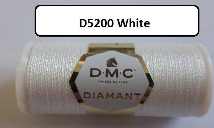 5200  DMC  Diamant Metallic Thread