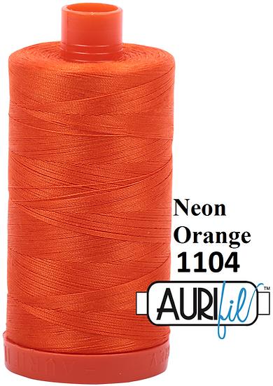 1104 Aurifil Thread 50 Wt 100% Cotton