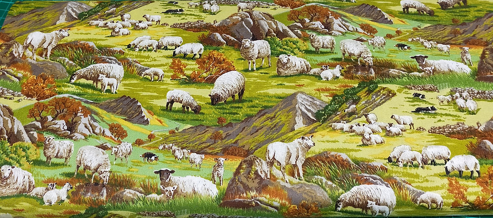 89310 In The Country  104 Sheep