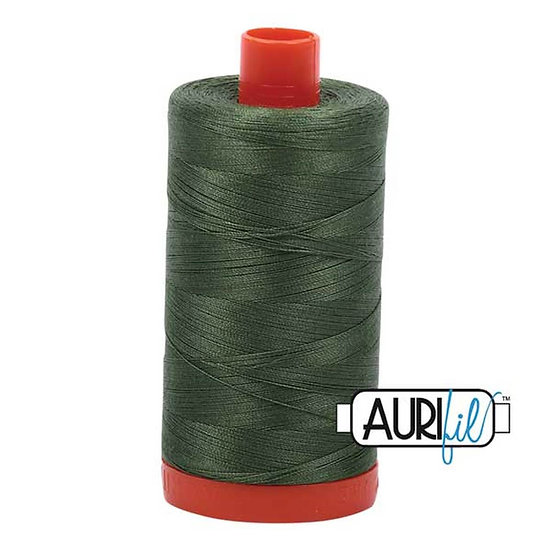 2890 Aurifil Thread 50 Wt 100% Cotton