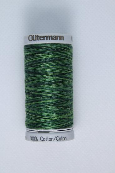 4051 Gutermann Cotton 30 Variegated