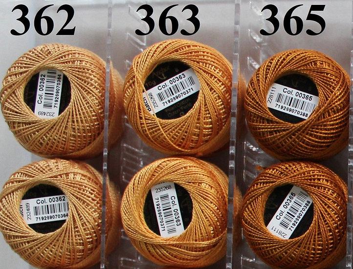 0363 Anchor Pearl 8 Cotton