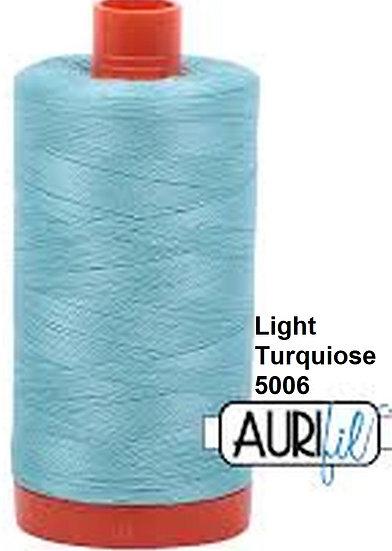5006 Aurifil Thread 50 Wt 100% Cotton