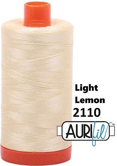 2110 Aurifil Thread 50 Wt 100% Cotton
