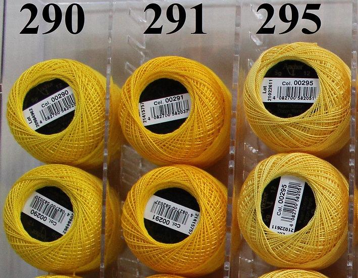 0290 Anchor Pearl 12 Cotton