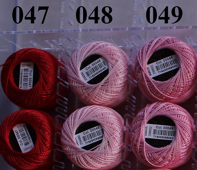 0047 Anchor Pearl 8 Cotton
