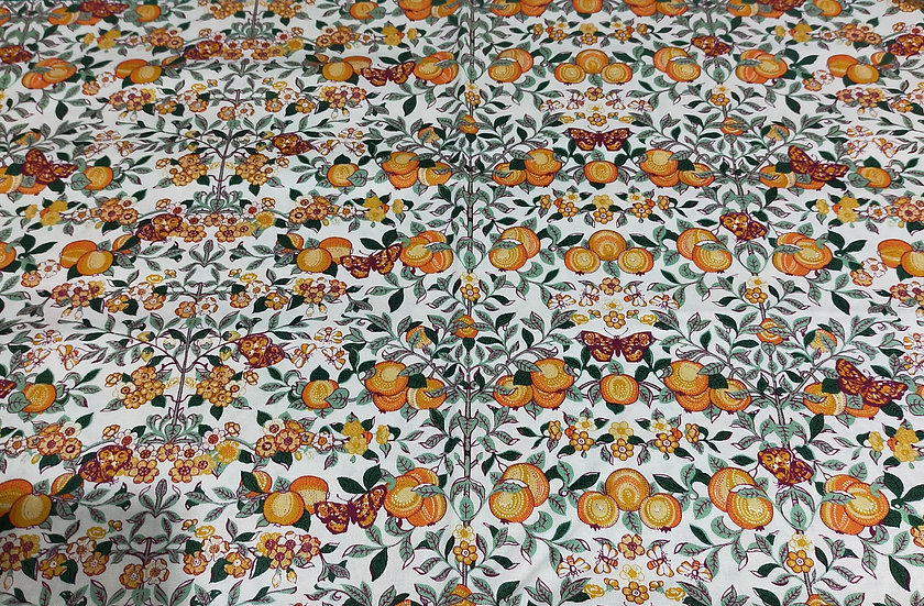 LB0477  Liberty   Orchard Autumn