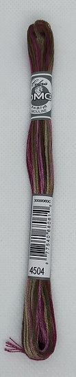 4504 DMC Coloris