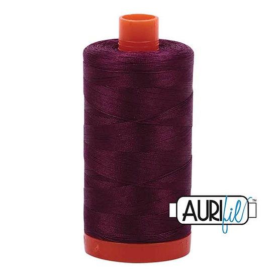 4030 Plum Aurifil Thread 50 Wt 100% Cotton