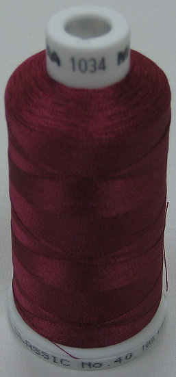 Madeira Rayon Classic 40 #1034 - Vintage Rose