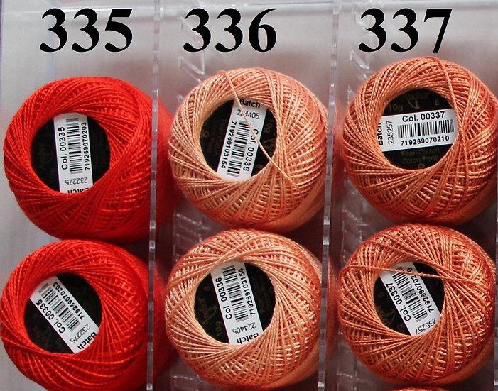 0335 Anchor Pearl 8 Cotton