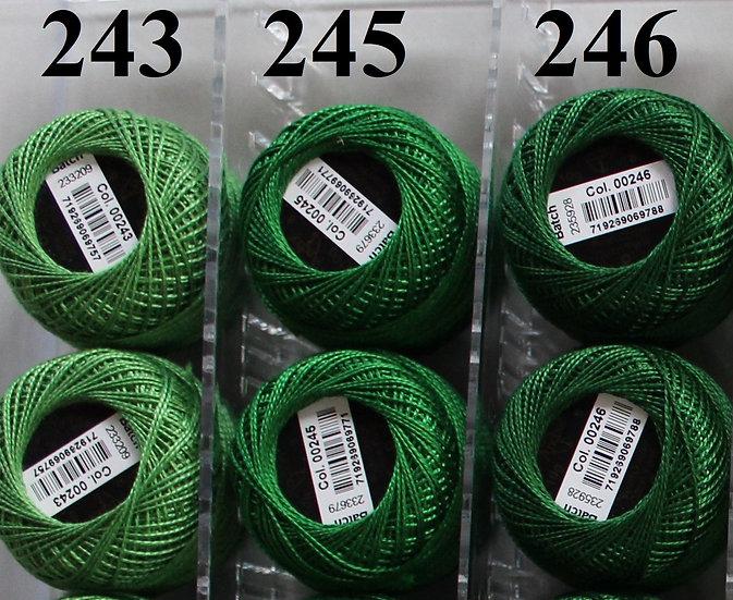 0245 Anchor Pearl 8 Cotton