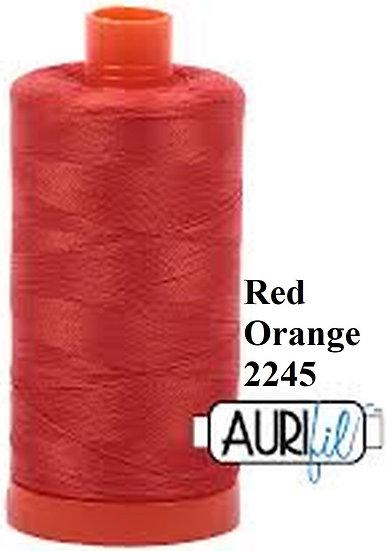 2245 Aurifil Thread 50 Wt 100% Cotton
