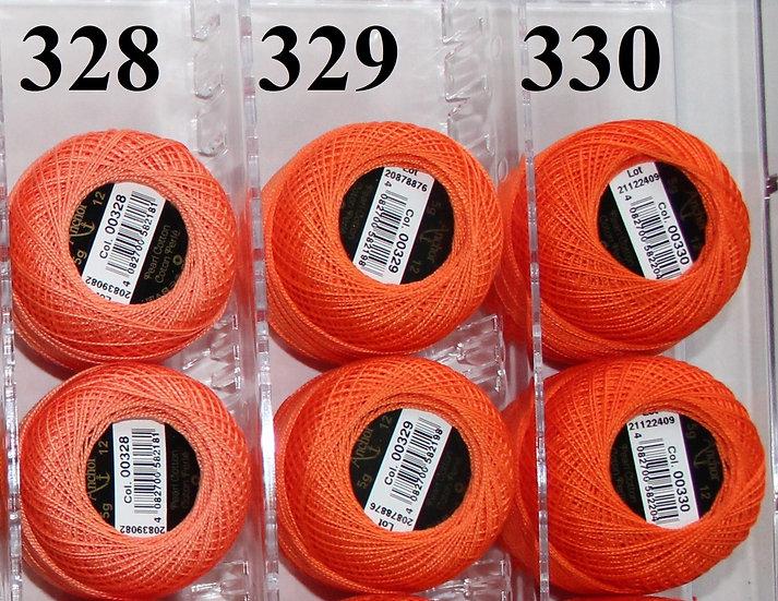 0329 Anchor Pearl 12 Cotton